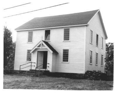 Long Society Meeting House